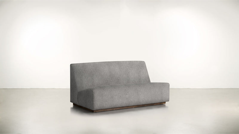 The Rebel Sofa 6' Sofa Classic Linen Weave Smoke / Hazel Whom. Home