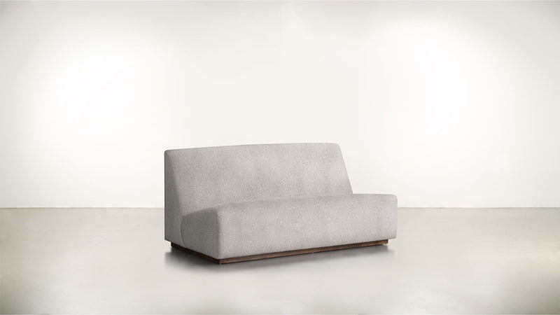 The Rebel Sofa 6' Sofa Structured Linen Weave Dove / Hazel Whom. Home