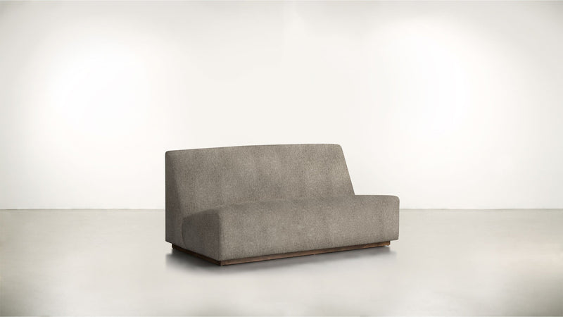 The Rebel Sofa 6' Sofa Structured Linen Weave Taupe / Hazel Whom. Home