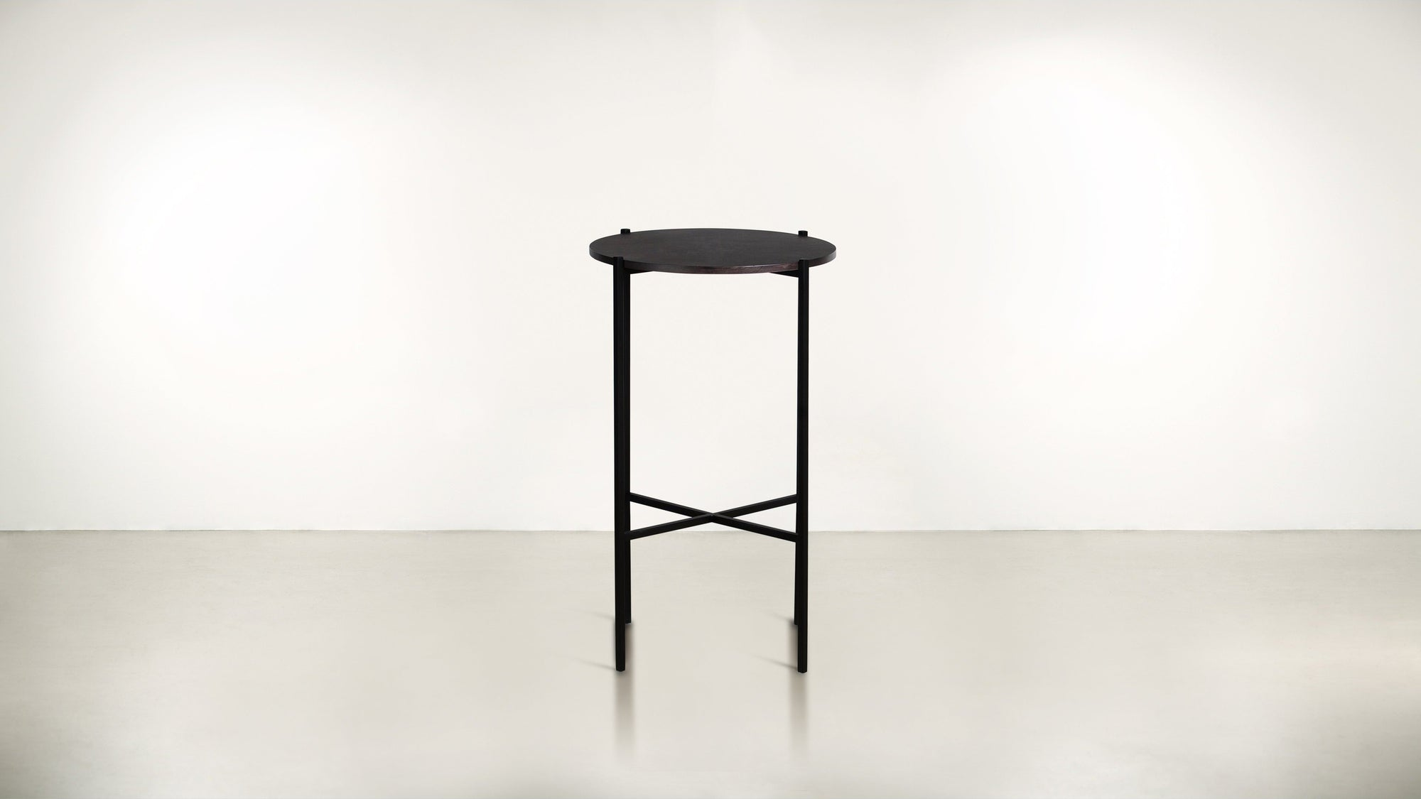 The Sentinel Tall Side Table