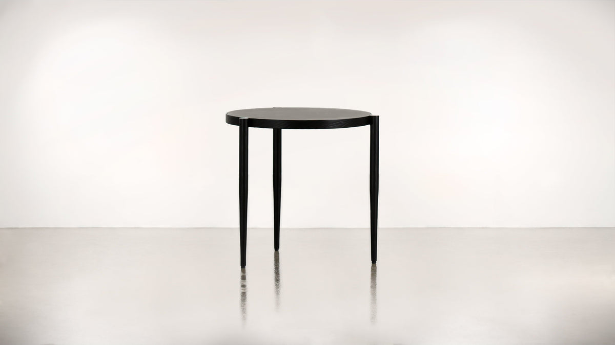 The Sidekick Side Table Side Table Blackw / Black Whom. Home