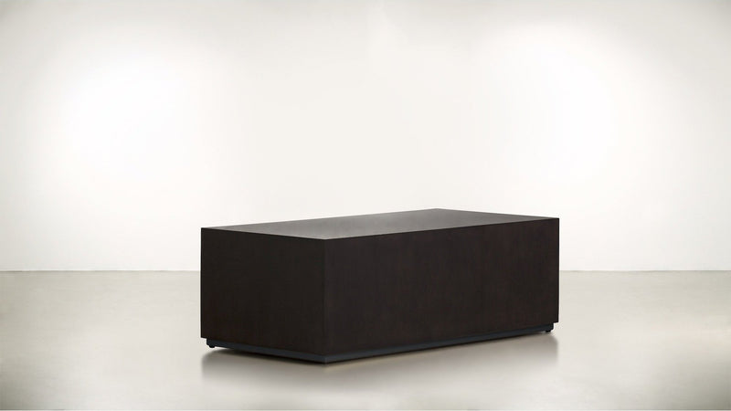 The Simplist Coffee Table Coffee Table Chocolate / Black Whom. Home