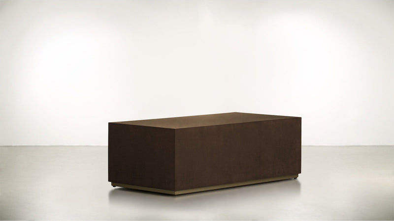 The Simplist Coffee Table Coffee Table Hazel / Brass Whom. Home