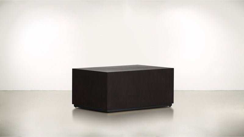 The Simplist Side Table Side Table Chocolate / Black Whom. Home