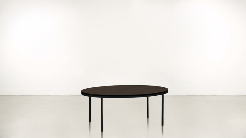 The Specialist Coffee Table Coffee Table Chocolate / Black Whom. Home