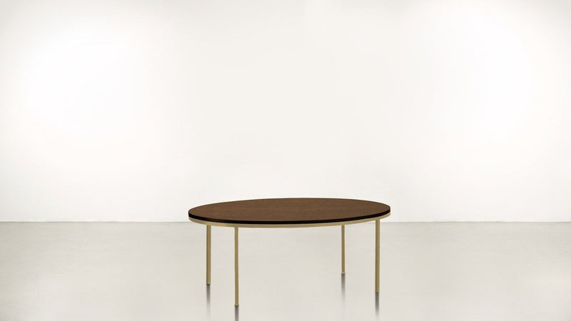 The Specialist Coffee Table Coffee Table Hazel / Brass Whom. Home