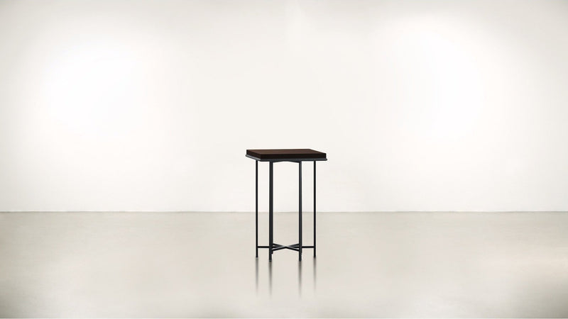The Spiritualist Side Table Side Table Black / Chocolate Whom. Home
