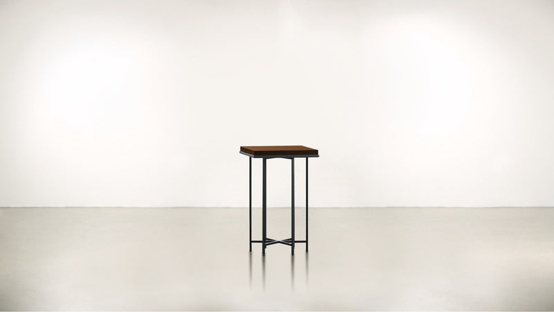 The Spiritualist Side Table Side Table Black / Hazel Whom. Home