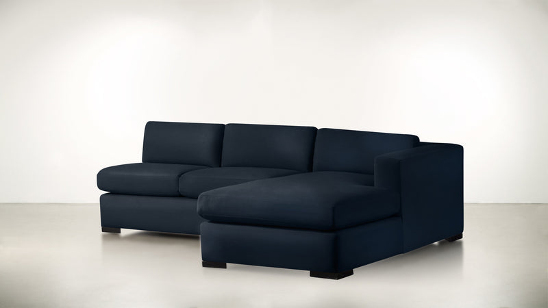 The Stylist R Modular Sectional R Modular Sectional Structured Velvet Eclipse / Blackw Whom. Home