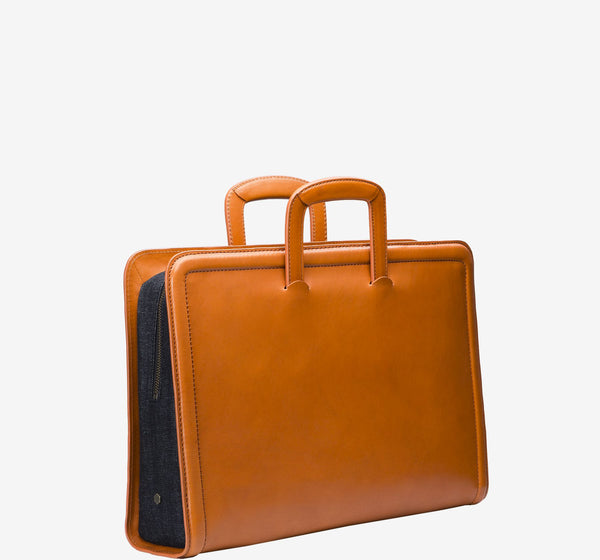 ro Radiator Briefcase | Urban Leather Goods & Accessories | robags.com