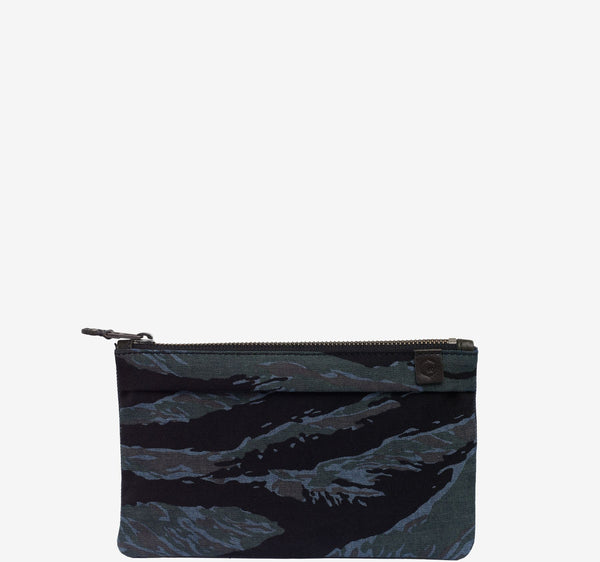 SAVANNA Zip Flat Pouch