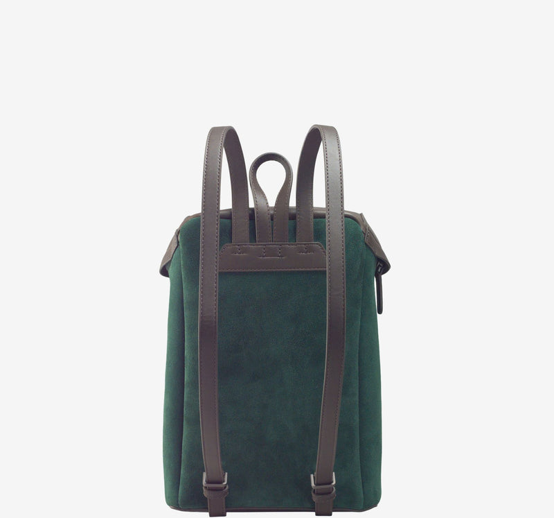 ro Suede Small Backpack | Urban Leather Bags & Accessories | robags.com