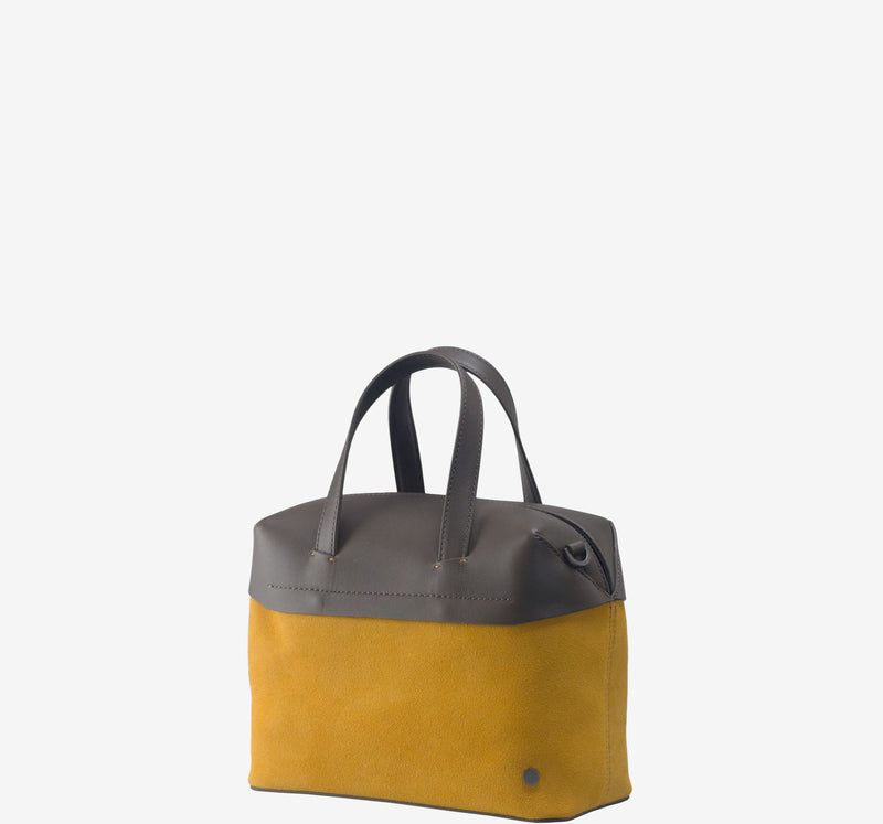 ro Suede Mini Satchel | Urban Leather Goods & Accessories | robags.com