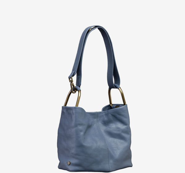 Galleon Small Bucket Bag