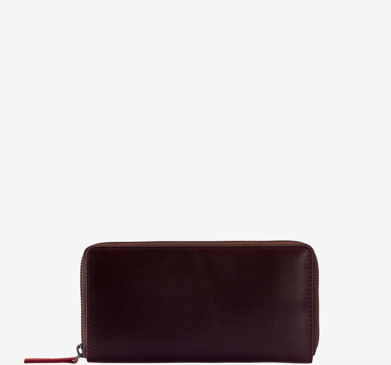ro Joan Zip Around Wallet | Urban Leather Bags & Accessories | robags.com