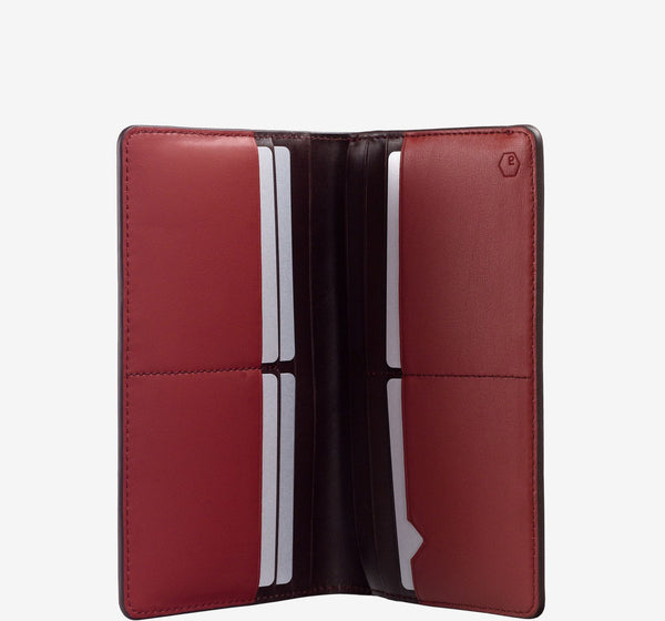 ro Franz Long Horizontal Wallet | Urban Leather Bags & Accessories | robags.com