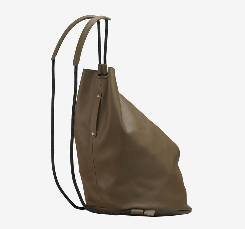 ro Leather Onigiri Sack | Urban Leather Goods & Accessories | robags.com