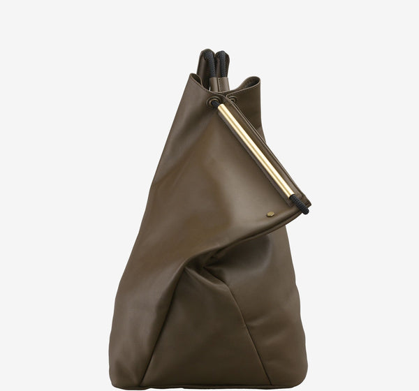 Leather Onigiri Sack