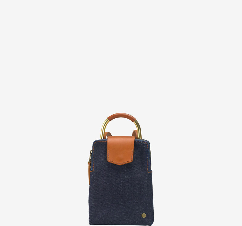ro Hoy Denim Crossbody | Urban Leather Bags & Accessories | robags.com
