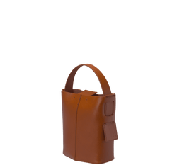 ro Felucca Mini Bucket Bag - Leather Top Handle | Urban Leather Bags & Accessories | robags.com