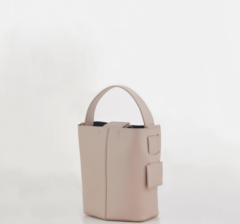 Felucca Mini Top Handle Bucket Bag