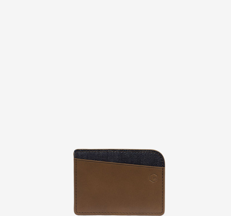 ro Leafspring Card Holder | Urban Leather Bags & Accessories | robags.com