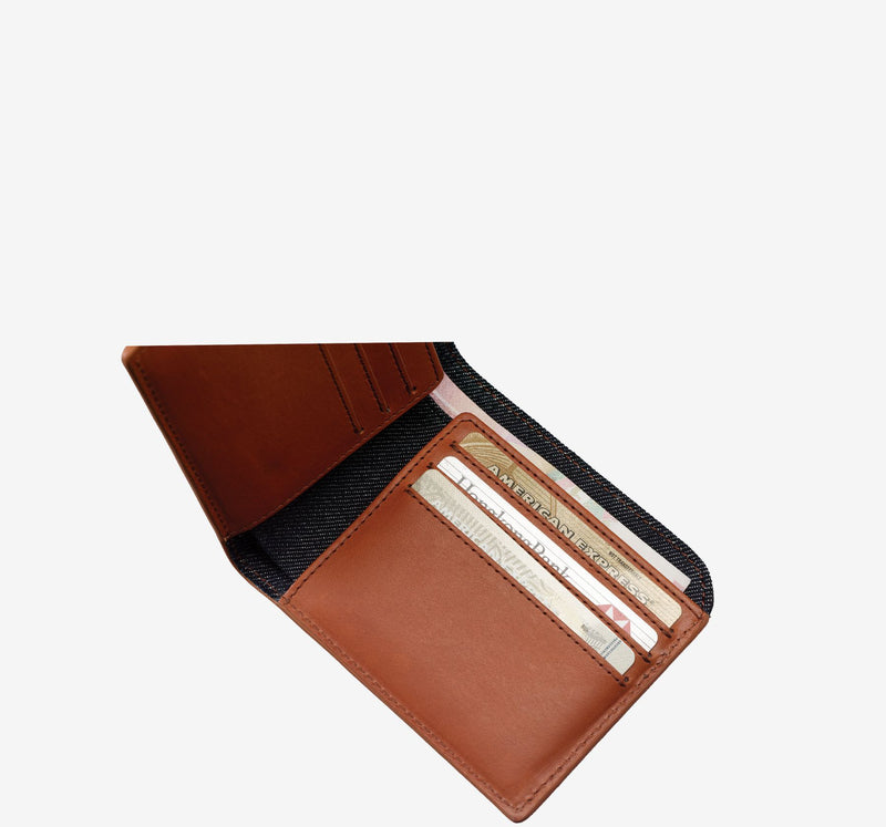 ro Gullwing Basic Wallet | Urban Leather Goods & Accessories | robags.com