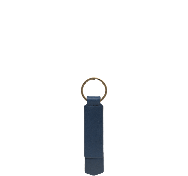 ro Dan Key Chain | Urban Leather Bags & Accessories | robags.com