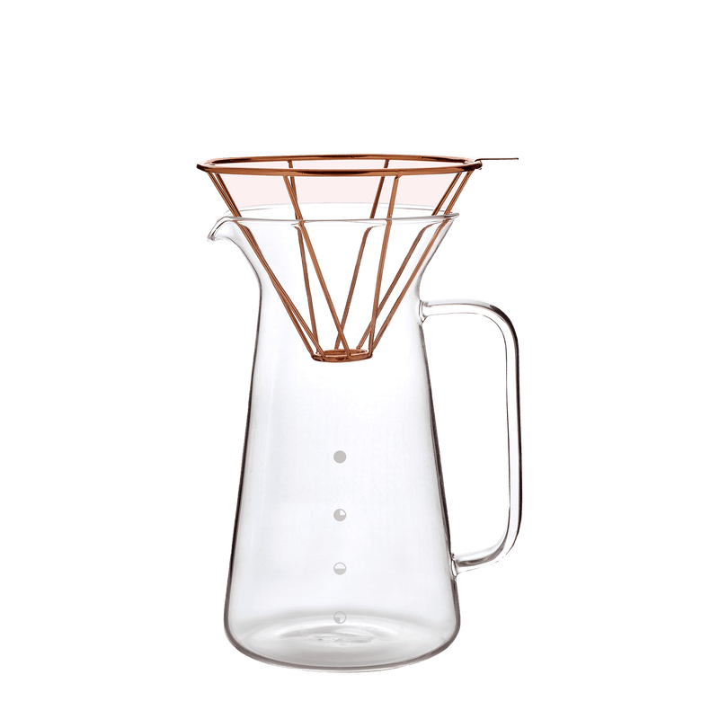 ro H.A.N.D / Coffee Carafe Set 600ml | Urban Leather Bags & Accessories | robags.com