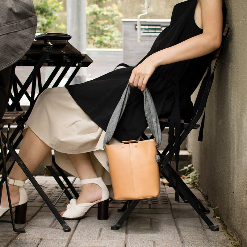 ro Felucca Mini Bucket Bag | Urban Leather Bags & Accessories | robags.com
