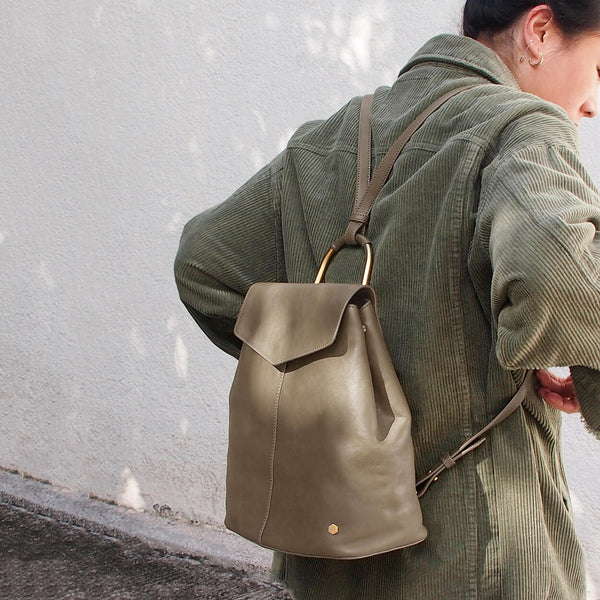 ro Brigantine Backpack (final clearance) | Urban Leather Bags & Accessories | robags.com