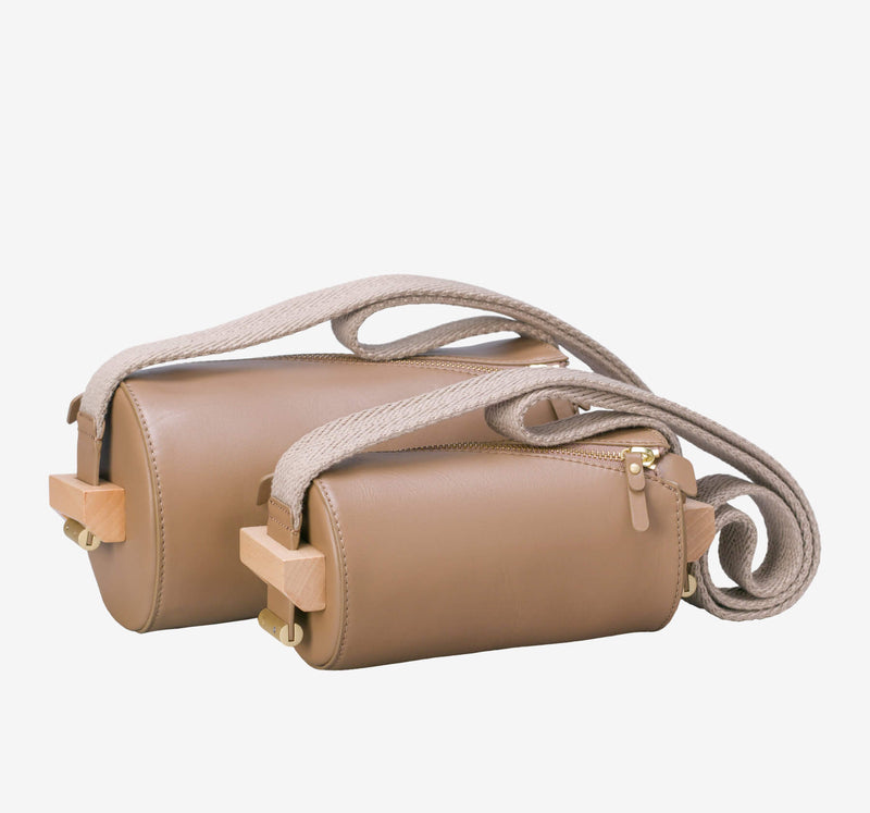 ro Mini Cylinder Bag | Urban Leather Bags & Accessories | robags.com