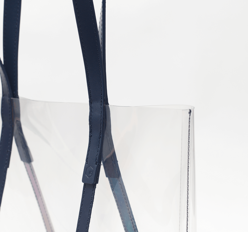 ro Clear Tote | Urban Leather Bags & Accessories | robags.com
