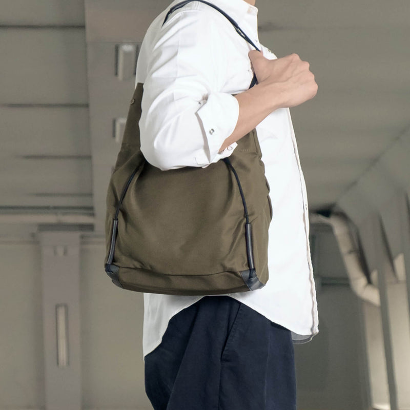 ro Shumai Small Tote | Urban Leather Bags & Accessories | robags.com