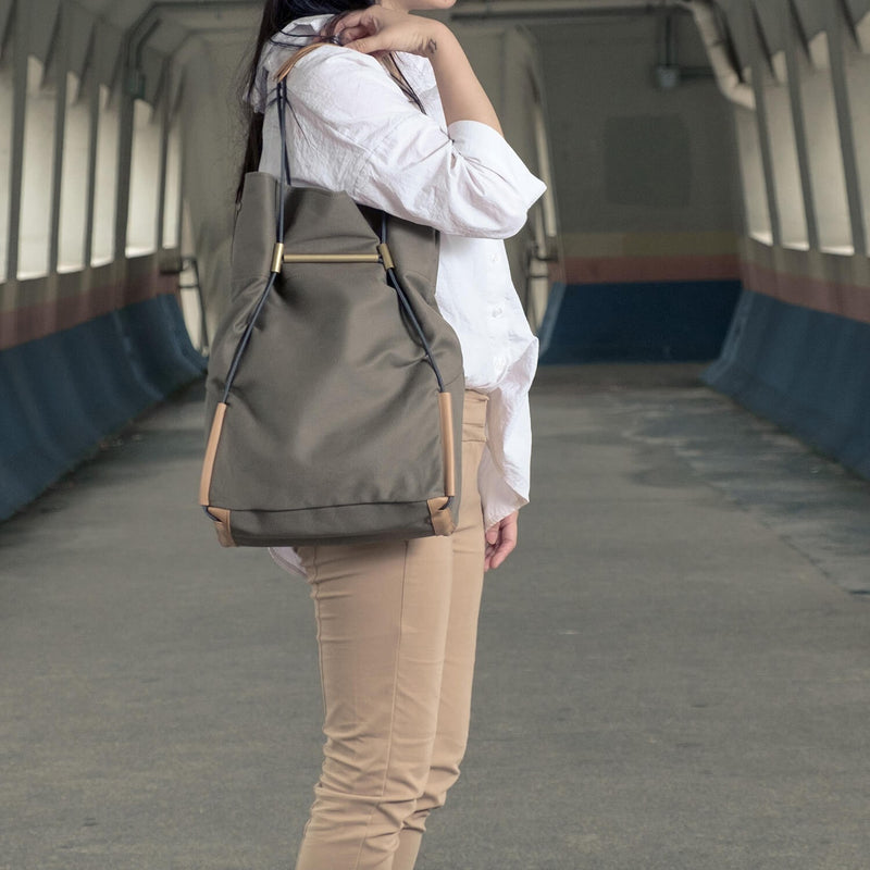 ro Shumai Tote | Urban Leather Goods & Accessories | robags.com
