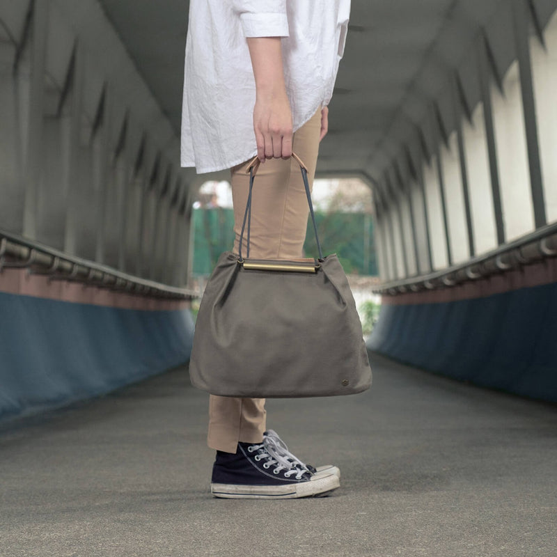 ro Gyoza Small Dumpling Bag | Urban Leather Goods & Accessories | robags.com