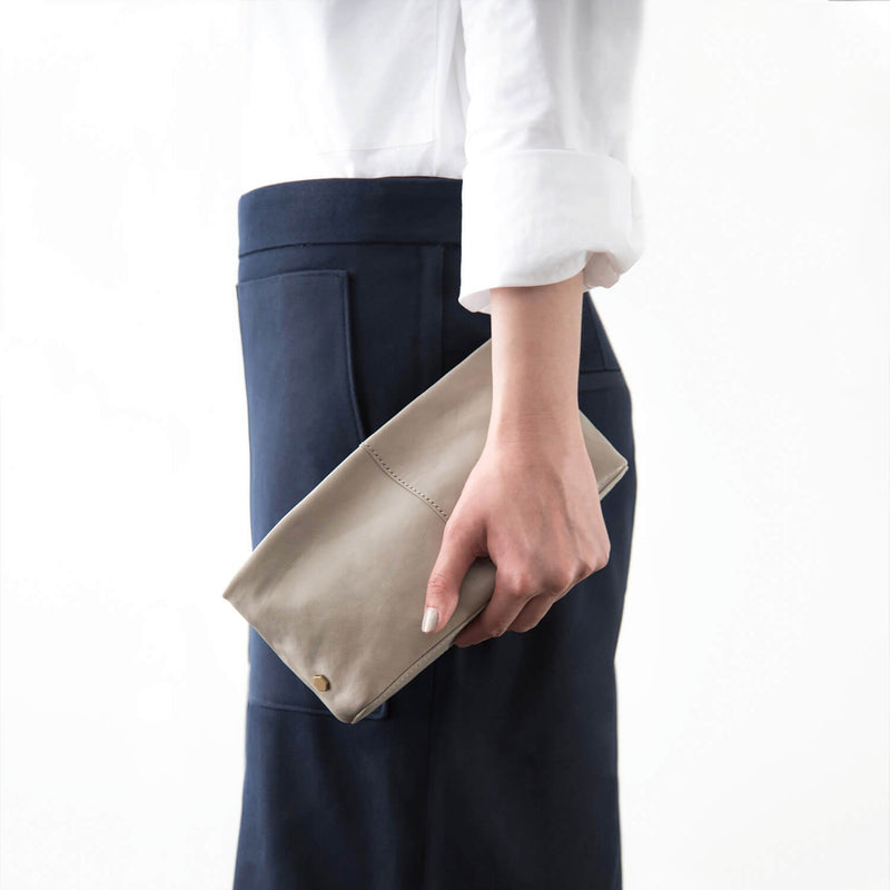 ro Crayer Mini Clutch | Urban Leather Goods & Accessories | robags.com