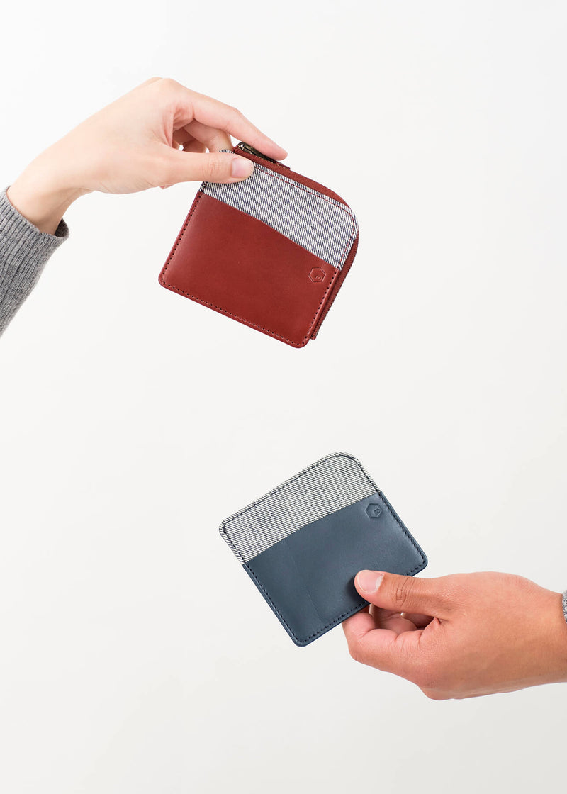 ro Fender Card Wallet | Urban Leather Bags & Accessories | robags.com