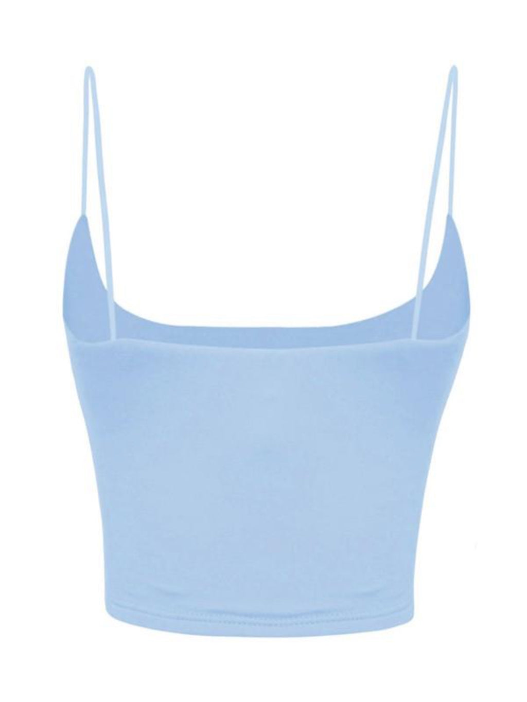 Mila Top - Light Blue