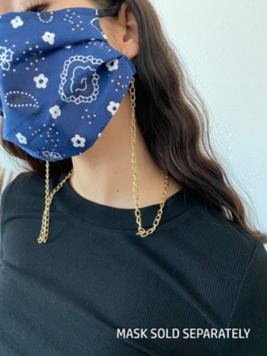 Mask Chain - Gold