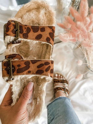 Wild One Slides - Leopard