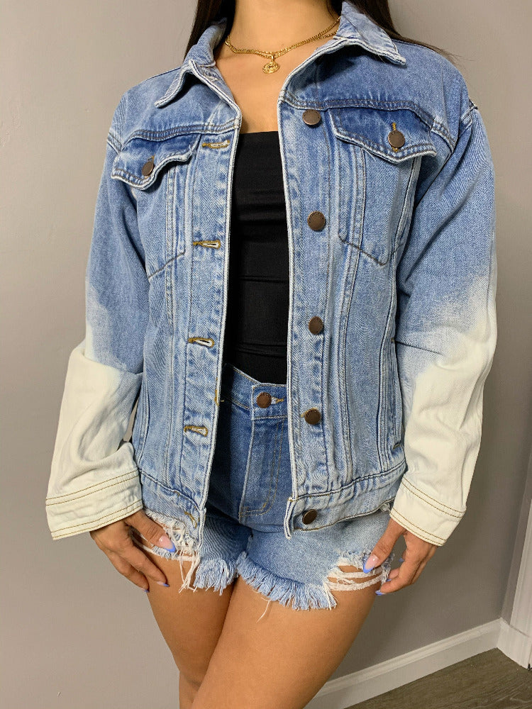 Harlie Denim Jacket
