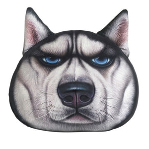 3D Animal Cushion