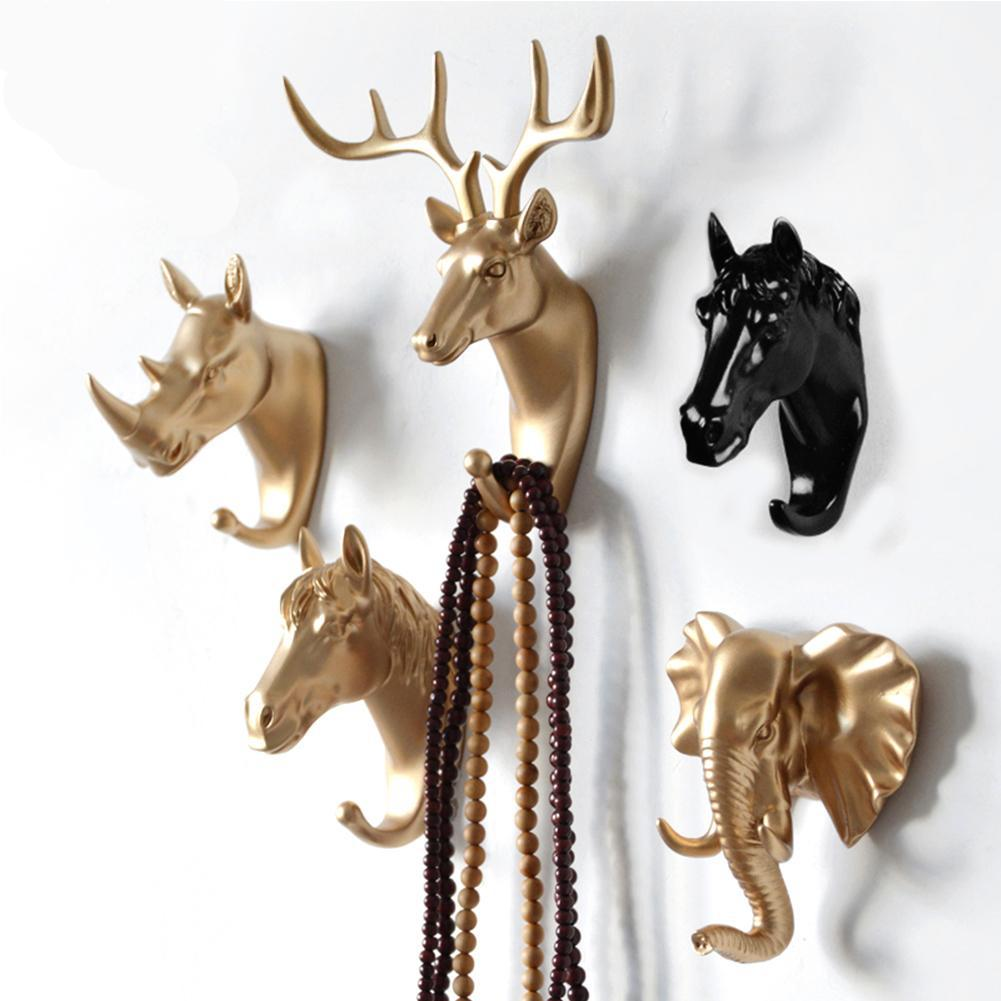 Creative Animal Hooks