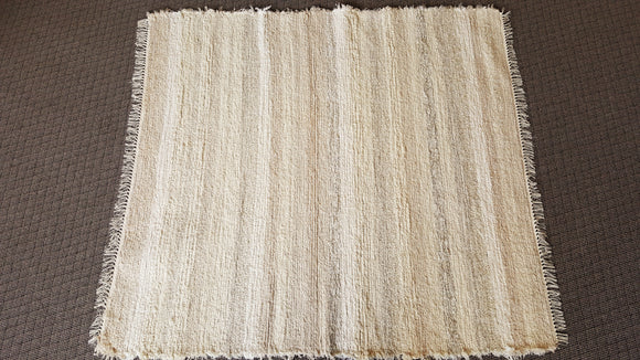 Living Room, Sunroom, Nursery or Family Room Rug - 6' x 6' 6