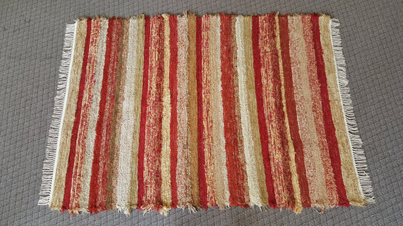 Living Room, Sunroom, Nursery or Family Room Rug -5' x 6' 9