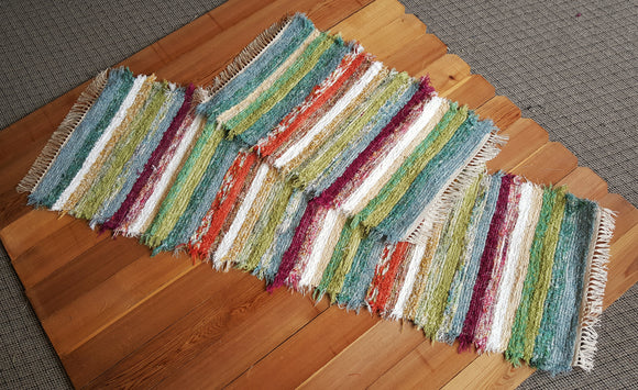 Kitchen Runner & Medium Rug Set - 28