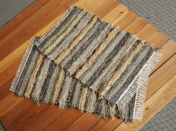 Kitchen or Bedroom Rug Set - 28