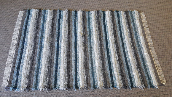 Living Room, Sunroom, Nursery or Family Room Rug - 5' x 7' 10