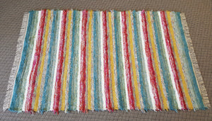 "Living Room, Sunroom, Nursery or Family Room Rug -5' x 7' 10""  Confetti"
